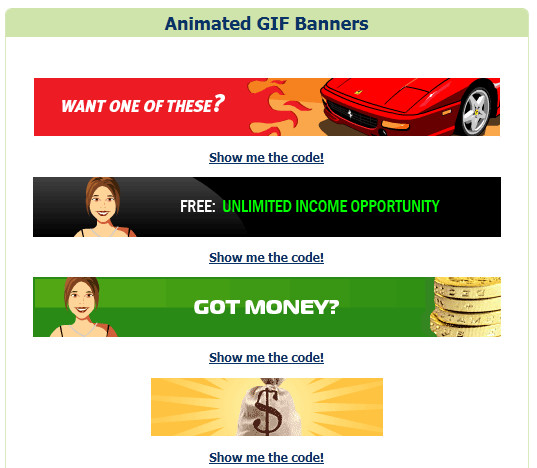 Banners For Any Site Gdi Affiliate Blog