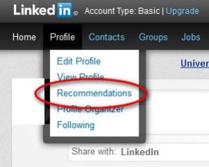 LinkedIn Feature