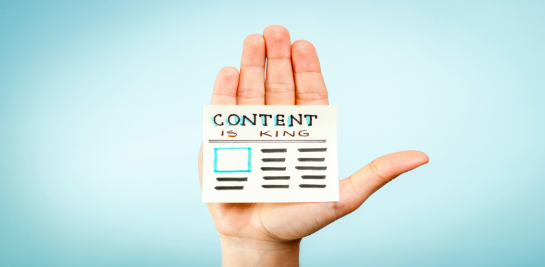 Choosing the Right Content to Market Your Opportunity