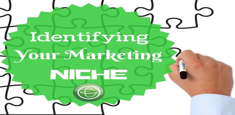 Identifying your marketing niche BL