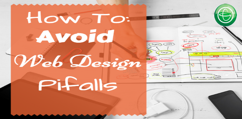 avoid web design pitfalls