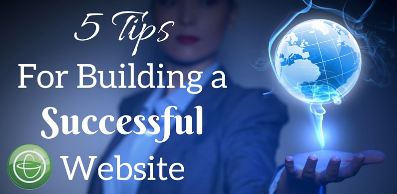 Tips for building a successful website